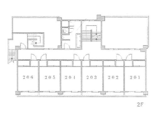 川越市 西武新宿線本川越駅の貸寮画像(2)