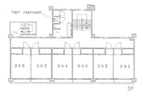 川越市 西武新宿線本川越駅の貸寮画像(3)