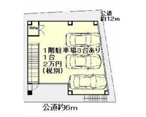 戸田市 JR埼京線戸田駅の貸倉庫画像(1)