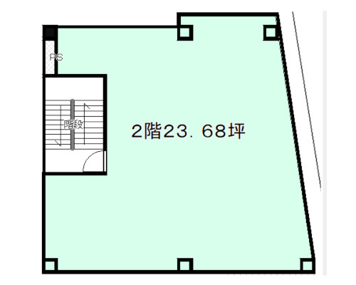 戸田市 JR埼京線戸田駅の貸倉庫画像(2)