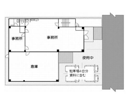 世田谷区 東急田園都市線駒沢大学駅の貸倉庫画像(1)