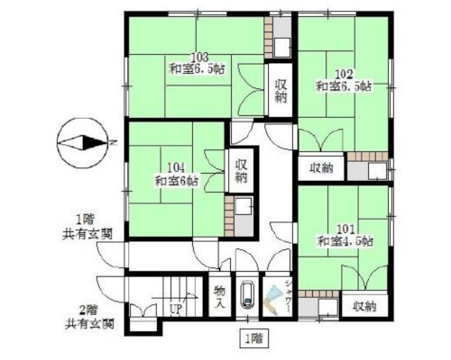 墨田区 浅草線本所吾妻橋駅の貸寮画像(1)