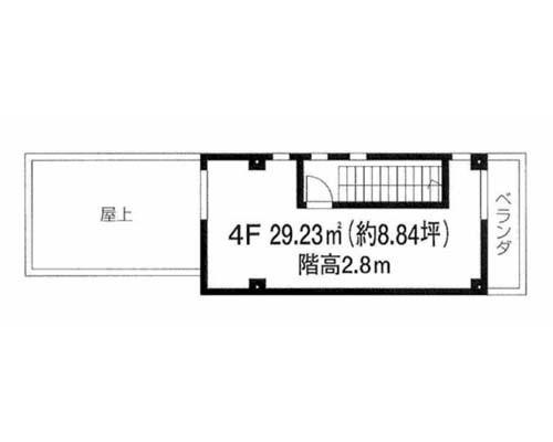 目黒区 東急東横線祐天寺駅の貸事務所画像(4)