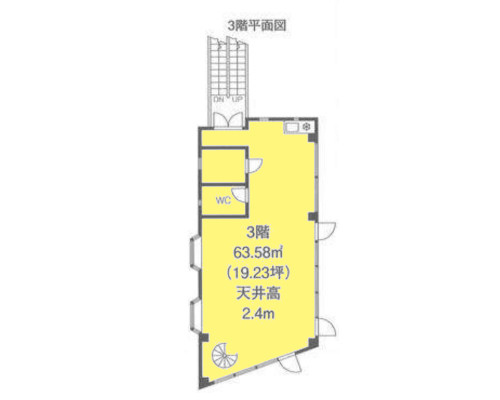 板橋区 都営三田線志村坂下駅の貸工場・貸倉庫画像(3)