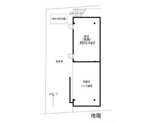 三鷹市 JR中央本線三鷹駅の貸事務所画像(1)