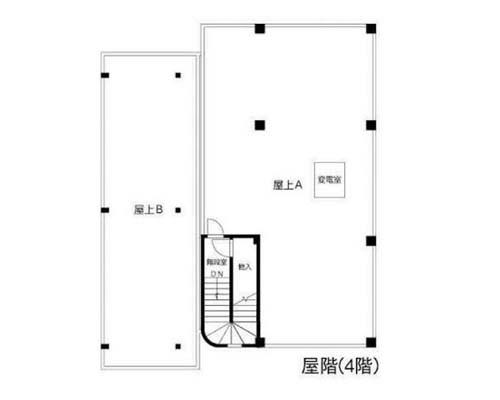 三鷹市 JR中央本線三鷹駅の貸事務所画像(5)