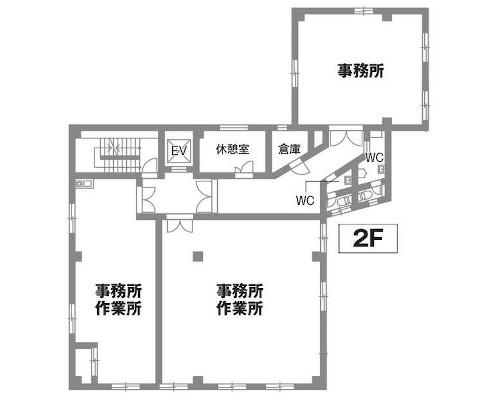 台東区 日比谷線南千住駅の貸倉庫画像(2)