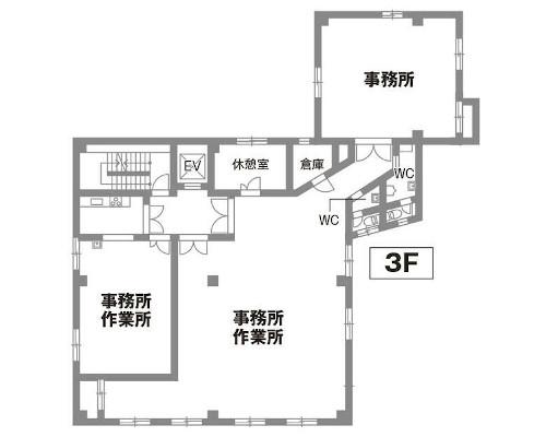 台東区 日比谷線南千住駅の貸倉庫画像(3)