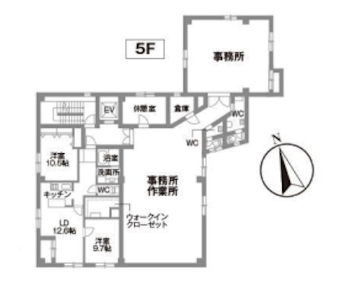 台東区 日比谷線南千住駅の貸倉庫画像(5)