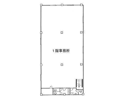 江東区 東西線門前仲町駅の貸倉庫画像(1)