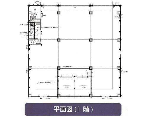 江東区 有楽町線辰巳駅の貸倉庫画像(3)