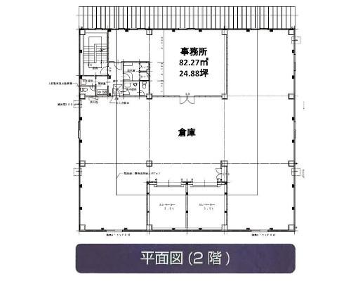 江東区 有楽町線辰巳駅の貸倉庫画像(4)