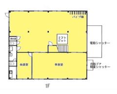 回田町 JR中央本線[武蔵小金井駅]の貸倉庫物件の詳細はこちら