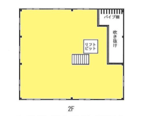 小平市 JR中央本線武蔵小金井駅の貸倉庫画像(2)