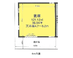 谷原 都営大江戸線[光が丘駅]の貸倉庫物件の詳細はこちら