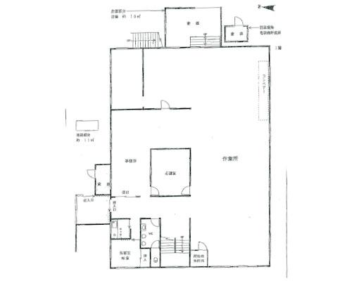 足立区 千代田線北綾瀬駅の貸工場・貸倉庫画像(1)