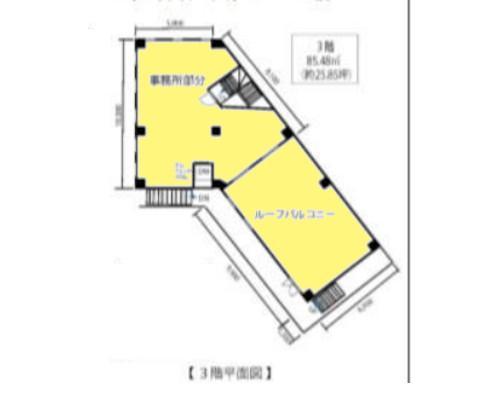府中市 京王線東府中駅の貸倉庫画像(3)