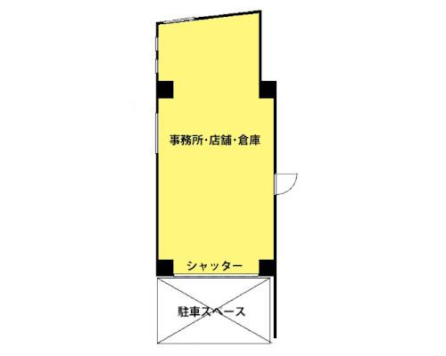 千代田区 JR中央総武線飯田橋駅の貸倉庫画像(1)