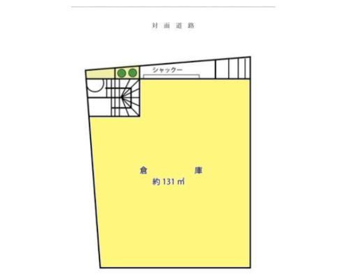 江戸川区 JR中央総武線小岩駅の貸倉庫画像(1)