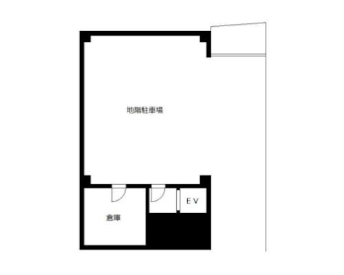 新宿区 JR中央本線四谷駅の貸倉庫画像(1)