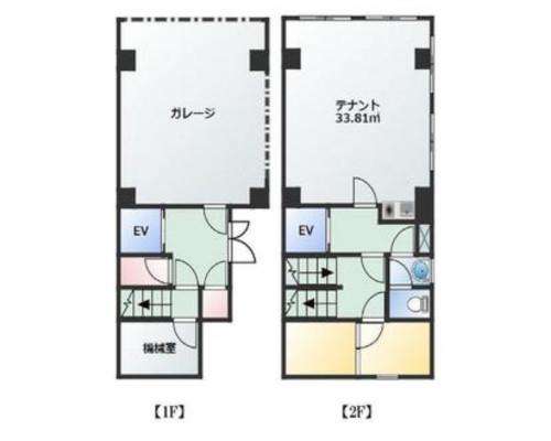 中央区 都営新宿線浜町駅の貸事務所画像(1)