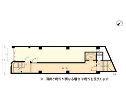 豊島区 東京メトロ有楽町線東池袋駅の貸事務所画像(1)