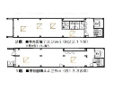 中央区 JR総武本線馬喰町駅の貸事務所画像(1)を拡大表示
