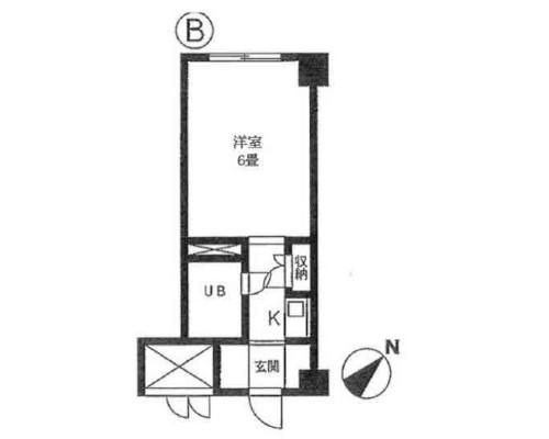 中野区 西武新宿線新井薬師前駅の貸寮画像(3)