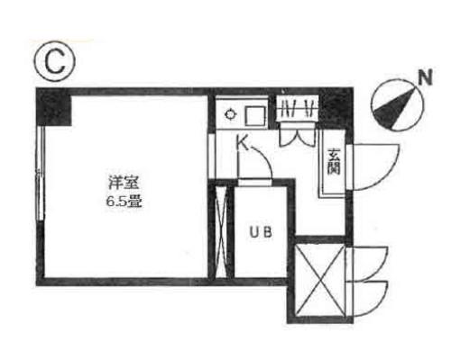 中野区 西武新宿線新井薬師前駅の貸寮画像(4)
