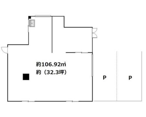 足立区 東京メトロ千代田線北綾瀬駅の貸倉庫画像(1)