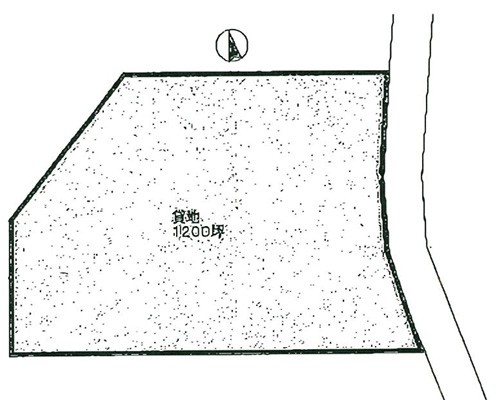 八千代市 東葉高速鉄道八千代緑が丘駅の貸地画像(1)