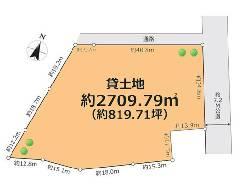 高柳 東武野田線[高柳駅]の貸地物件の詳細はこちら