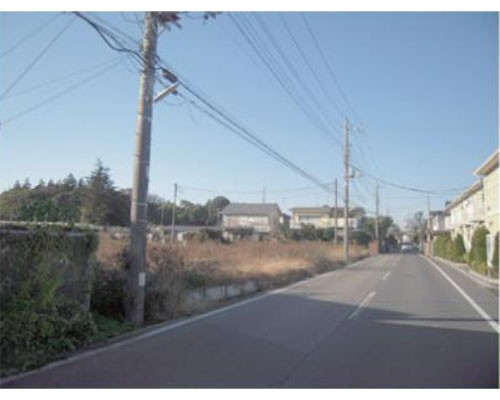 柏市 東武野田線高柳駅の貸地画像(3)