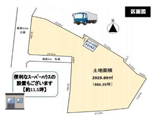 柏市 東武野田線高柳駅の貸地画像(1)