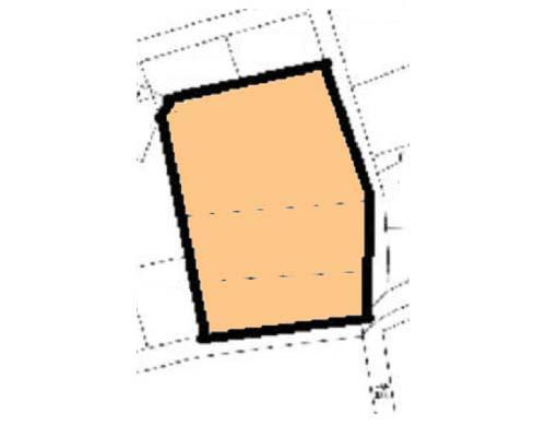 横浜市都筑区 グリーンライン川和町駅の貸地画像(2)