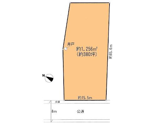 相模原市中央区 JR相模線上溝駅の貸地画像(1)