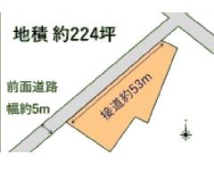 新橋町 相鉄いずみ野線[弥生台駅]の貸地物件の詳細はこちら