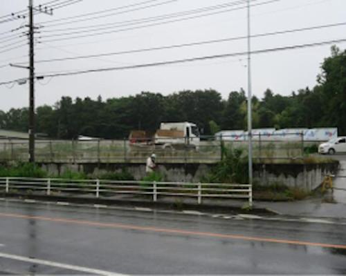 大和市 相鉄本線相模大塚駅の貸地画像(2)