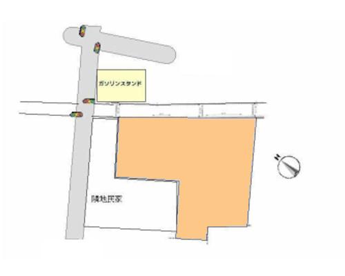 横浜市瀬谷区 相鉄本線瀬谷駅の貸地画像(1)