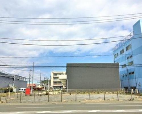 横浜市都筑区 JR横浜線鴨居駅の貸地画像(2)