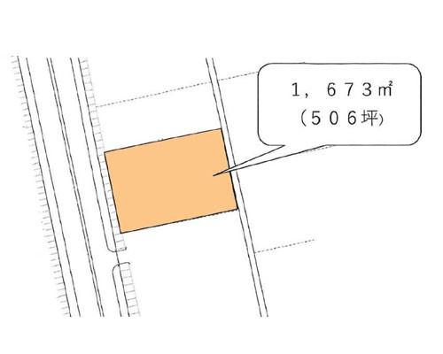 坂戸市 東武東上線北坂戸駅の貸地画像(1)