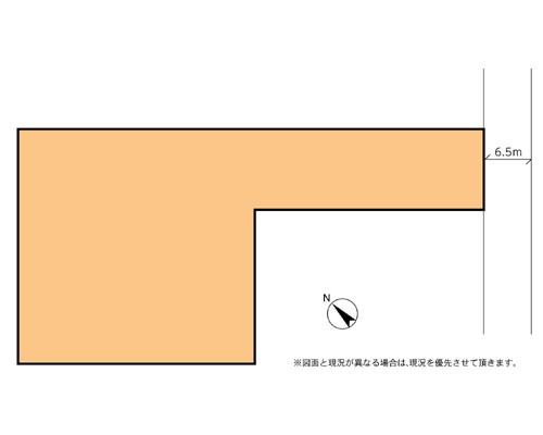 春日部市 東武野田線南桜井駅の貸地画像(1)