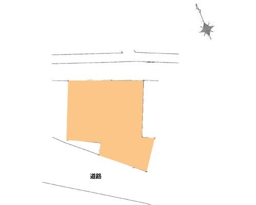北葛飾郡杉戸町 東武伊勢崎線東武動物公園駅の貸地画像(1)