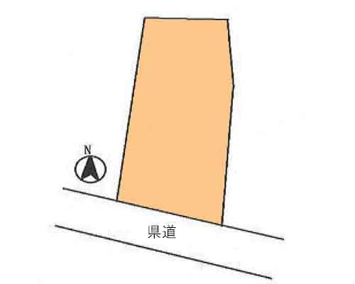 飯能市 西武池袋線飯能駅の貸地画像(1)
