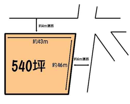 越谷市 JR武蔵野線越谷レイクタウン駅の貸地画像(1)