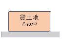 三郷市 つくばエクスプレス三郷中央駅の貸地画像(1)を拡大表示