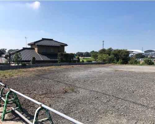 さいたま市岩槻区 埼玉高速鉄道浦和美園駅の貸地画像(1)