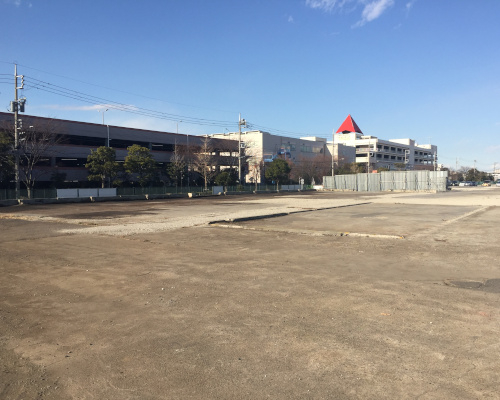 江戸川区 東西線葛西駅の貸地画像(3)